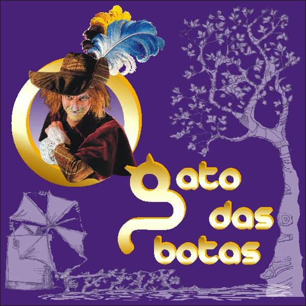 O Gato Das Botas no Teatro ArmandoCortez