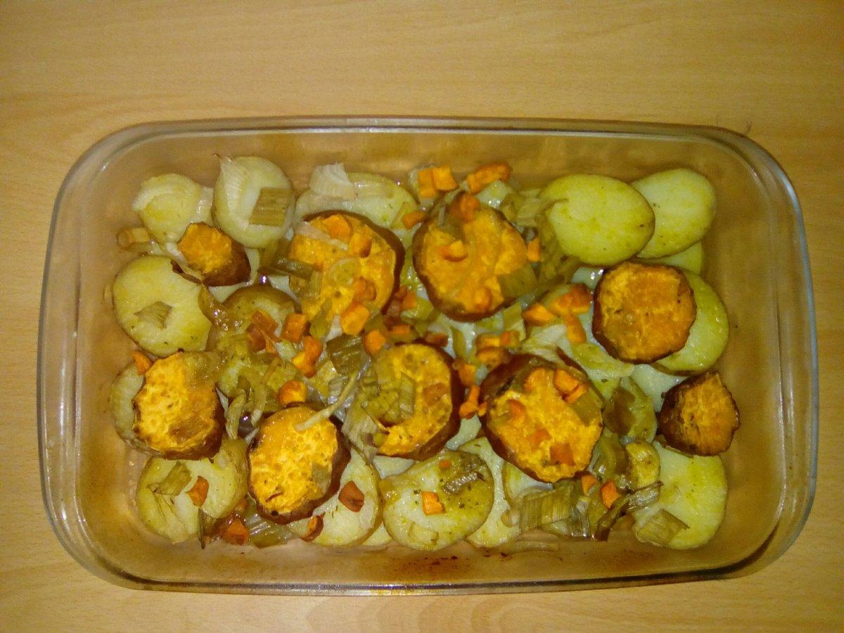 Batatas assadas para mamãsapressadas