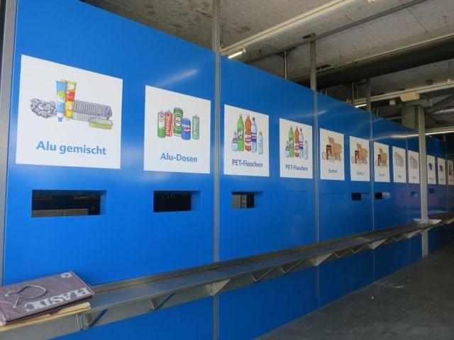 Centro de Reciclagem Shop.