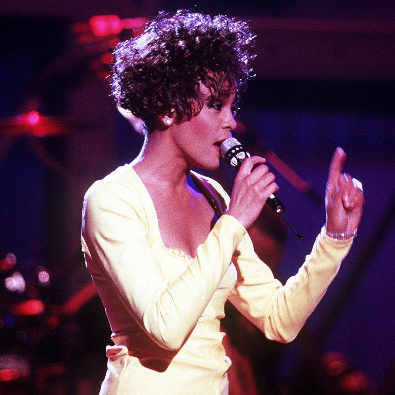Feliz aniversário, Whitney!